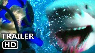 47 METERS DOWN Official Trailer (2017) Mandy Moore, Shark Movie HD