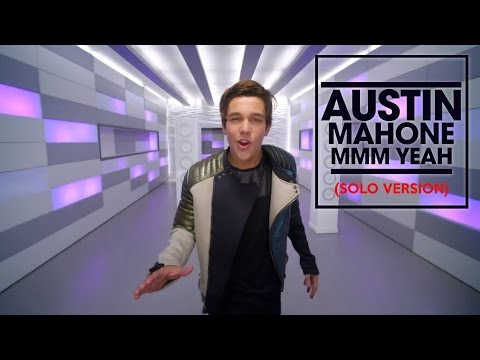 Austin Mahone - MMM YEAH (Solo Version - NO PITBULL RAP) Audio