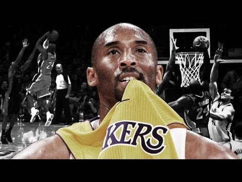Kobe Bryant - This Is Not The End (2013) Mixtape