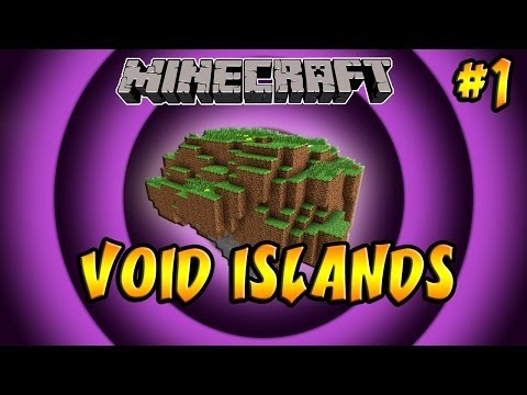 VOID ISLANDS [1] ★ Minecraft Maps [Sky Survival]