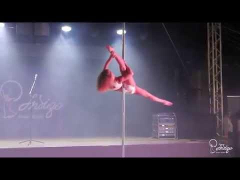 Филатова Полина, Pole Dance! Indigo Dance Studio Отчетный концерт 2015!!!