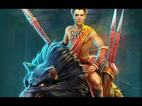 Prime world - Танцующий с волками, обзор героя, первый бой.