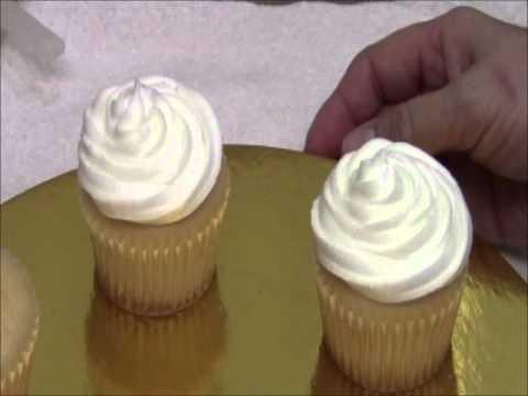 Como Decorar Cupcakes Navideños - Con Fondant - Parte 1
