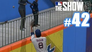 I HIT A HOME RUN AND THEY CALLED IT AN OUT! | MLB The Show 19 | Diamond Dynasty #42