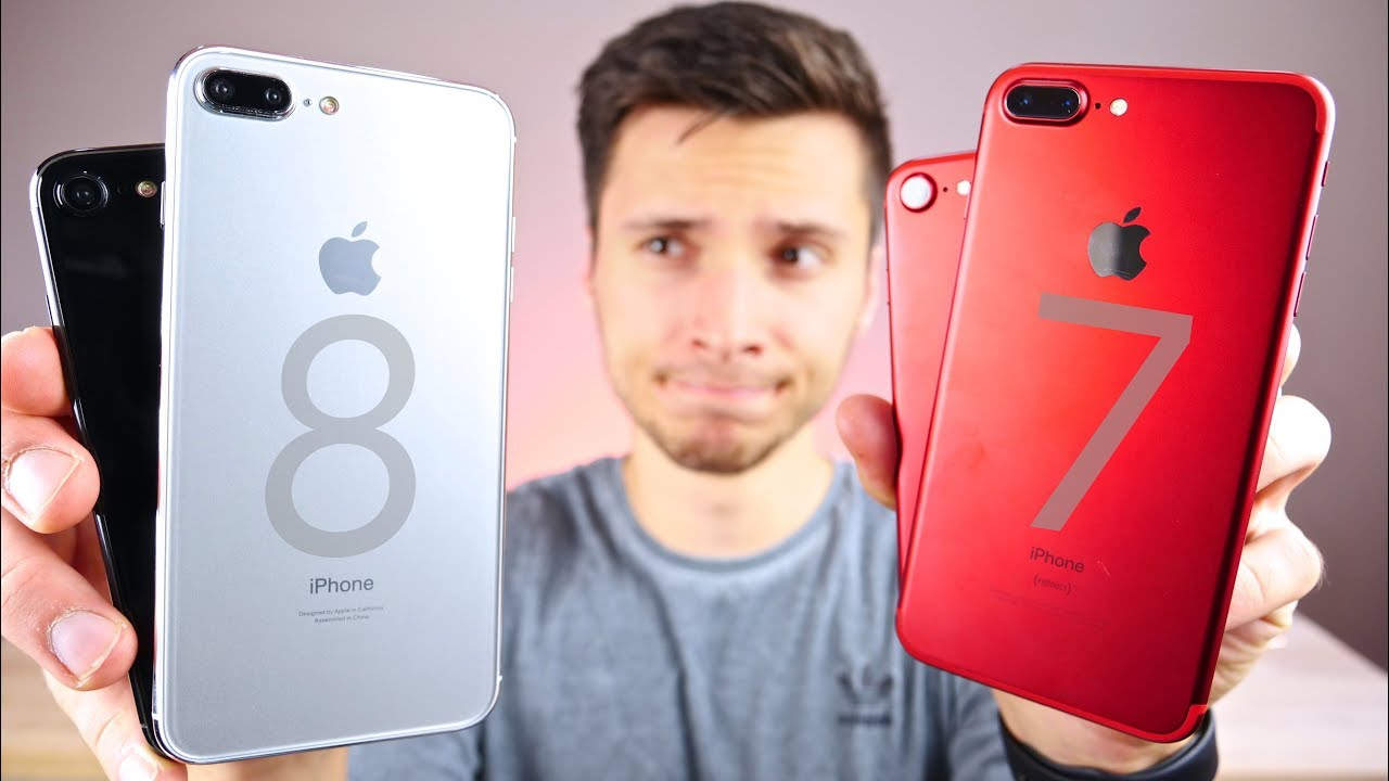 iPhone 8/8 Plus vs iPhone 7/7 Plus - Worth Upgrading?