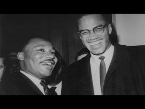 an introduction to the life and works of malcolm x and martin luther king jr