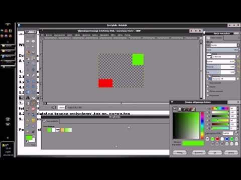 Metin2 : Jak zrobić logo z przezroczystym tłem