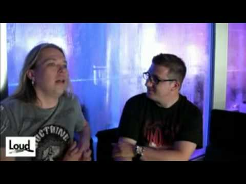 Eicca Toppinen talks about Ben Moody, Amy Lee, and Lacey Mosley (Interview by loud)