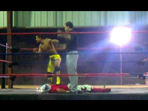 CWA Wrestling: The prince of wrestling arrives in CWA