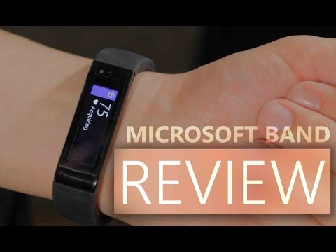 Microsoft Band Detailed Review