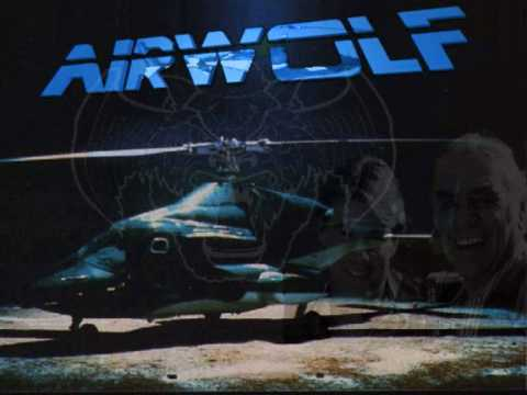 Airwolf Theme video