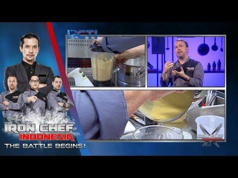 download lagu IRON CHEF - Chef Chrish Salans Selalu Mengutamakan Bahan Dari Indonesia 19 NOVEMBER 2017 gratis