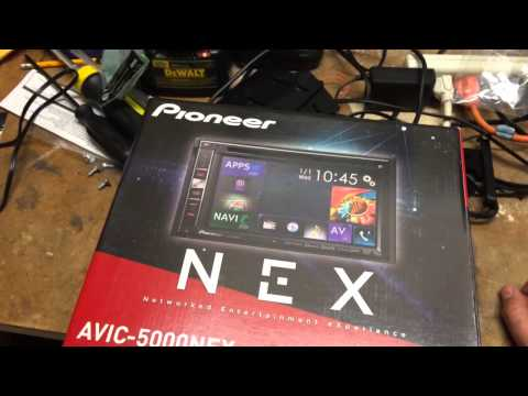 Before you buy a Pioneer AVIC-5000NEX Car Stereo