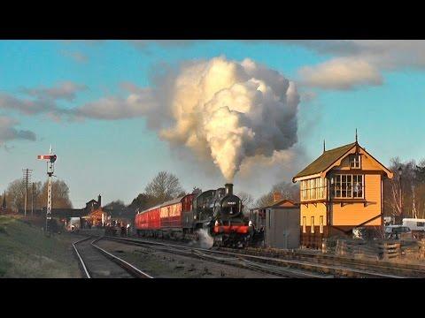 Great Central Railway Winter Steam Gala 2015