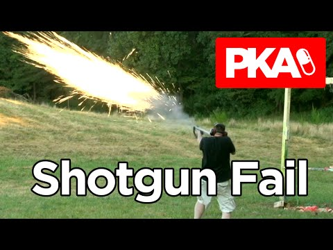 Remington 870 Shotgun Fail - PKA Adventure