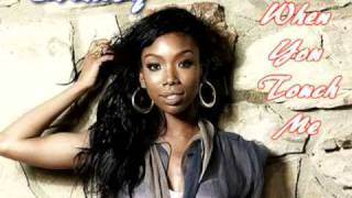 Watch Brandy When You Touch Me video