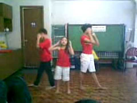 IRM Tañong - PowEr of uR LOve intErprEtatiVe dAnce