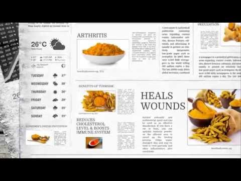 The TOP 10 Benefits of Raw Turmeric