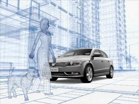 Think Blue, New Passat, Volkswagen India