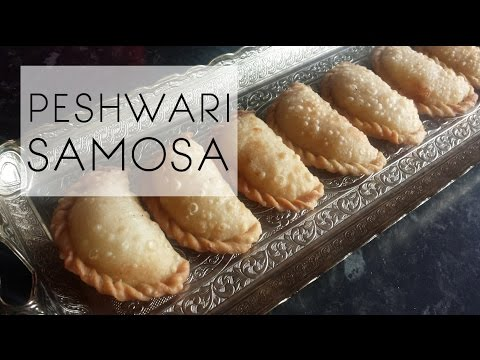 Ramadan Recipes: How To Make Coconut Fob / Peshwari Samosa