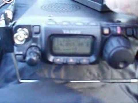 F8BBL/qrp/p :  QRP Portable RIG from IN94ST