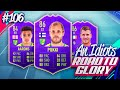 UNLOCKING THE FIRST TEAM OF THE SEASONS!!! AN IDIOTS FIFA 19 ROAD TO GLORY!!! Episode 106