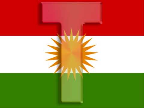 Kurdistan,kurdistan Flag, T, Sorani, Gorani, Kurmanji, Zazaki, Kurdi, Iran, Iraq, Syria,turkey video