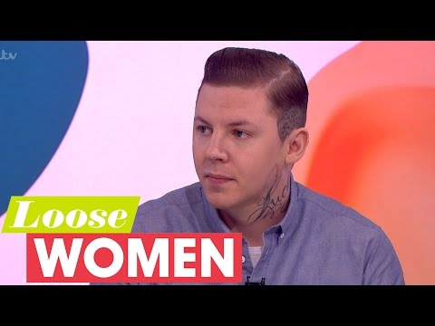 Professor Green Opens Up About His Depression And Father's Suicide | Loose Women