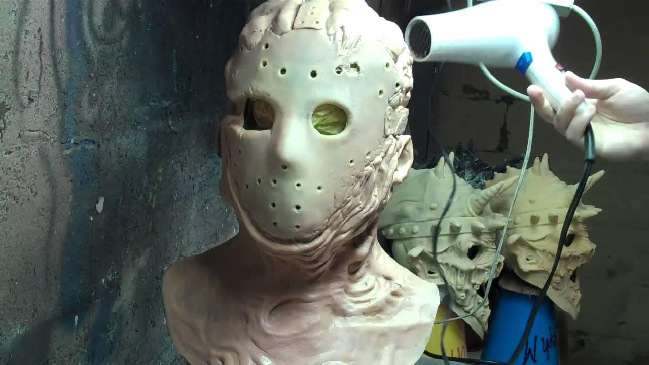 Jason Unmasked Jason Goes Hell Jason Goes to Hell Mask