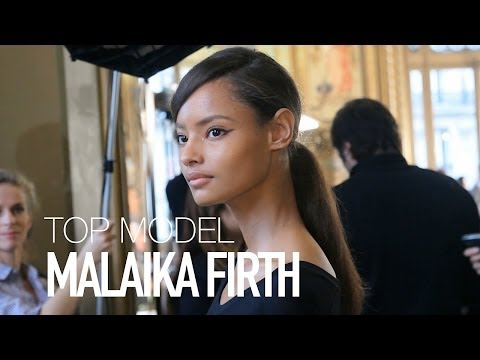 MALAIKA FIRTH - Top Model - Spring 2014 Fashion Week | MODTV
