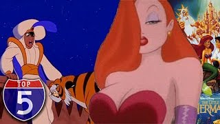 Top 5 Most Shocking Disney Moments