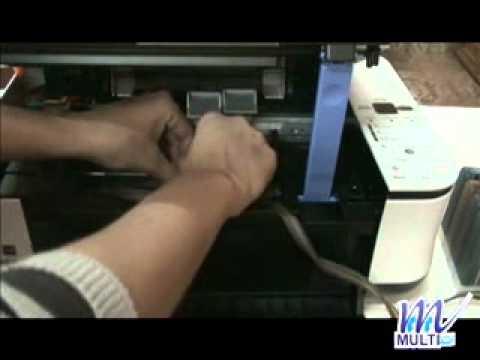 Instalando Bulk Ink Canon com Cartuchos 210 e 211 - Instalação e Orientações