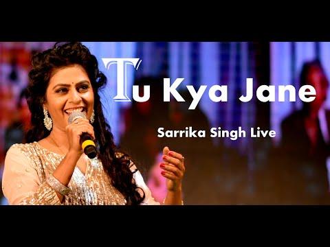 Tu kya jaane   Sarrika Singh Live   Dreamgirl Hema Malini   Hath Ki Safai   Kalyanji Anand ji  
