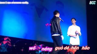 上瘾 Addicted Heroin Shangyin - Meeting in Shanghai FLAVOUR Weizhou & Jingyu sing 味道 Pinyin & Eng sub
