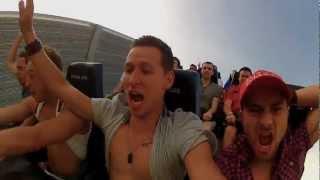 GoPro Hero HD 2 Rollercoaster Trailer - Europapark