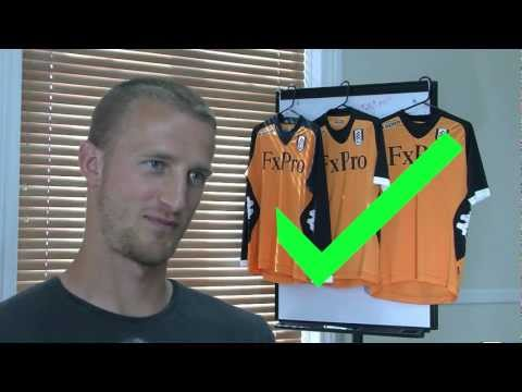 The Fulham 10, with Brede Hangeland
