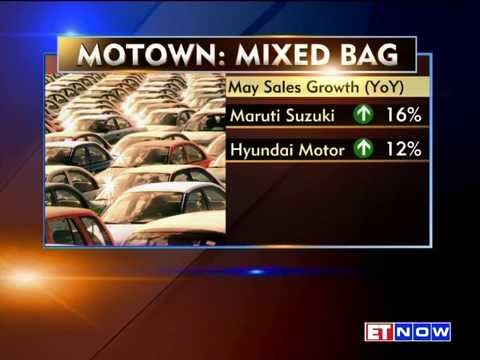 May Auto Sales Disappoint -- Maruti Emerges Winner, M&M and TaMo Crash