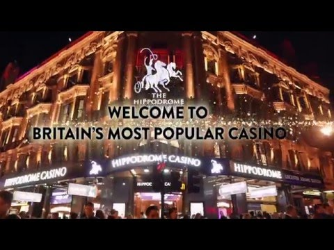 Welcome To The Hippodrome Casino - London's Biggest Night Out