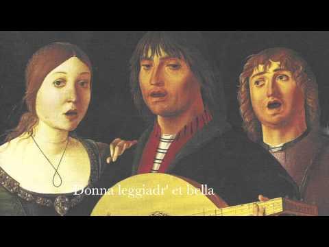 Jacques Arcadelt - Gravi pene in amor