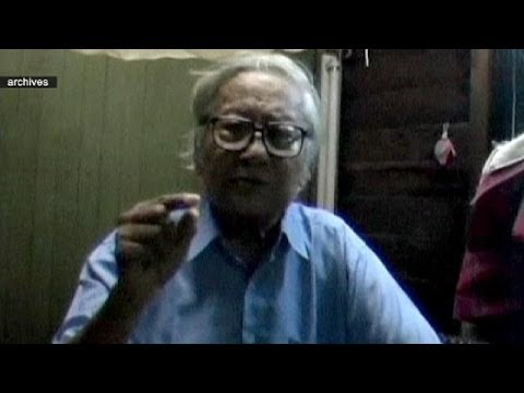 Myanmar democracy activist Win Tin dies at 85