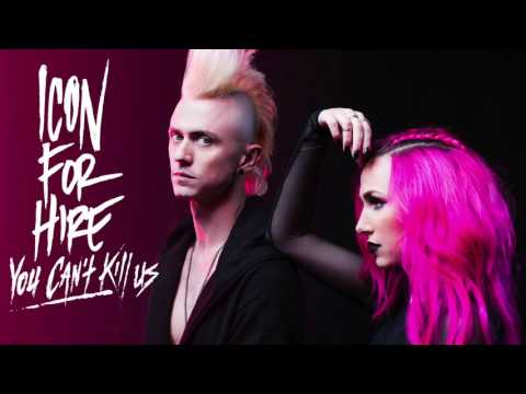 ICON FOR HIRE - Too Loud (Lyrics in Description)