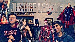 Justice League — Movie Review