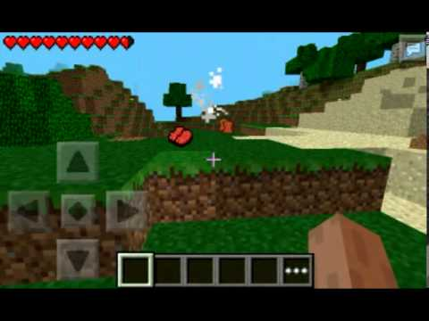 Minecraft Pocket Edition 0.7.2 Review ITA