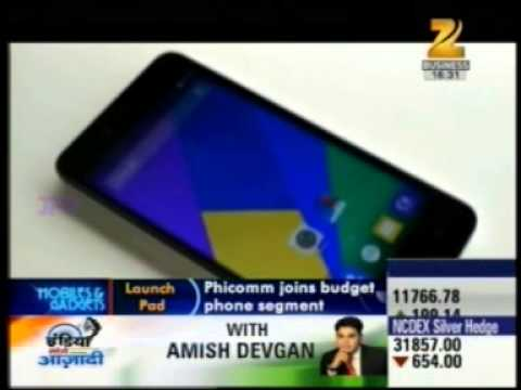 Phicomm Energy 653 Review by Zee Business Mobiles & Gadgets 15 Aug 2015