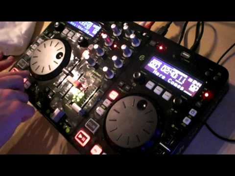 dj Tech i Mix Mkii Virtual dj Demonstration Mix on Dj-tech