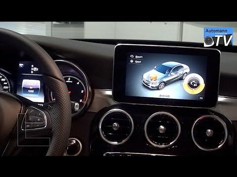 2015 Mercedes C220 Bluetec 170hp Detailed Tour 1080p