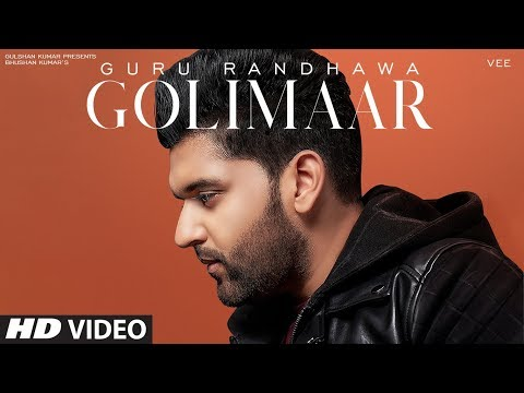 Guru Randhawa: GOLIMAAR Lyrical Video | Bhushan Kumar | Vee | T-Series