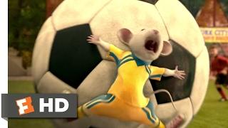 Stuart Little 2 2002 - Stuart Plays Soccer Scene 110  Movieclips