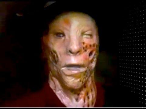 Freddy Krueger Real Life Freddy Krueger Halloween Life