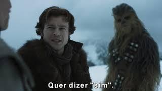 Han Solo: Uma História de Star Wars   Trailer Legendado PT (HD)